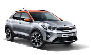 kia stonic specs 2017 autoevolution