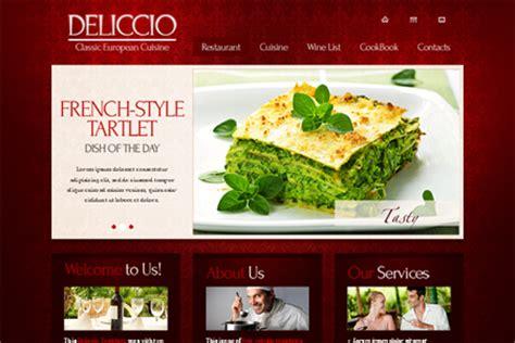 free html5 restaurant website templates 50 fresh free html5 and css3 website templates