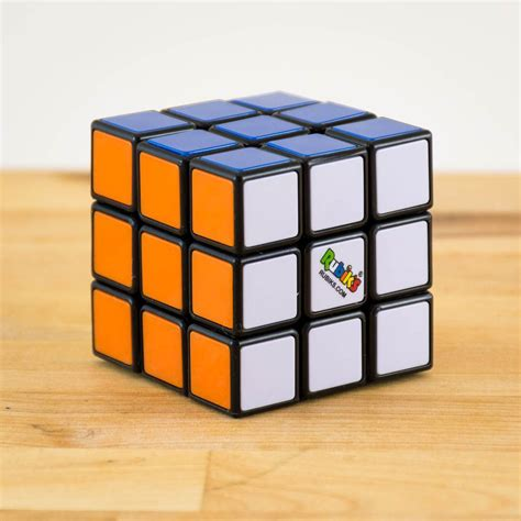 rubik s rubik s cube retro brain teaser puzzle menkind