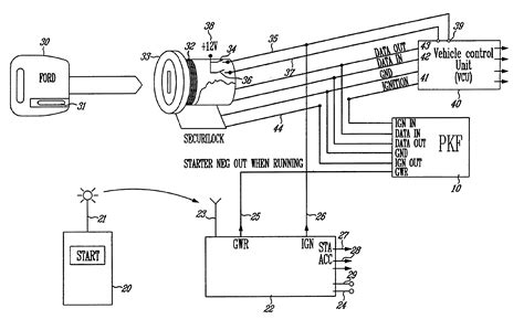 gmc passlock 2 wiring diagram wire harness cord
