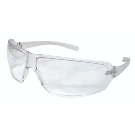 3m clear frame with clear lenses indoor safety glasses 4
