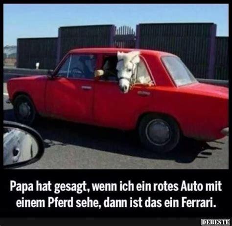 Mustang Auto Spr Che by Papa Hat Gesagt Lustige Bilder Spr 252 Che Witze Echt