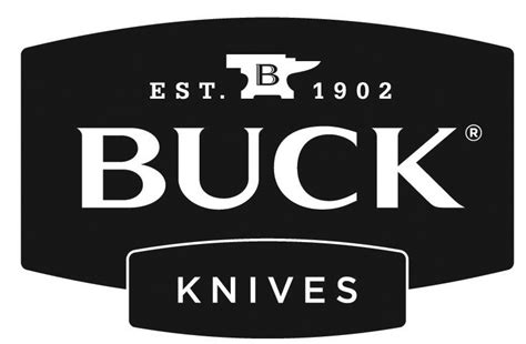 company with a buck in the logo file buck knives logo jpg wikimedia commons