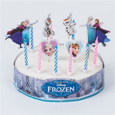 Frozen Cakes Decorations by Disney Frozen Cake Decorations Only 163 2 99