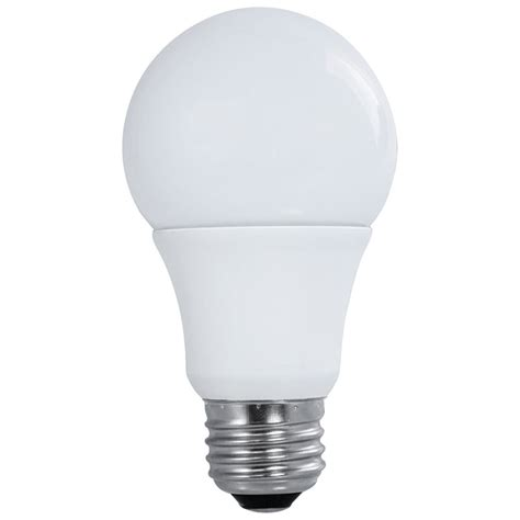 Led Light Bulbs Daylight Daylight A19 Led Light Bulb 9 Watts