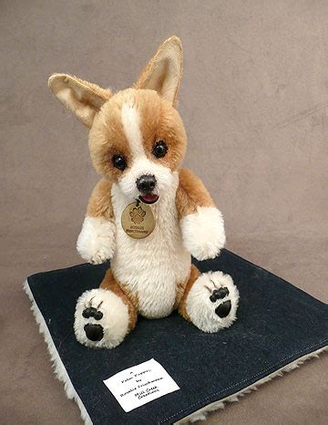 the mill at puppy creek truman corgi palm puppy by mill creek creations at the shoppe