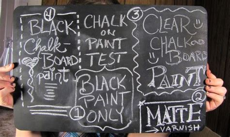 chalkboard paint vs black paint 17 best images about chalk board on