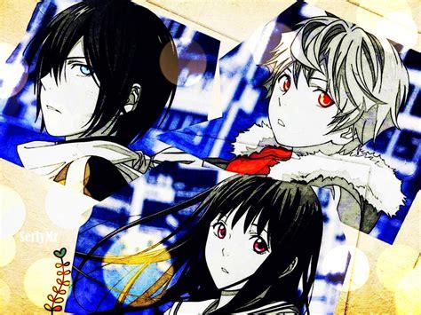imagenes anime noragami noragami anime by serlyharuno on deviantart