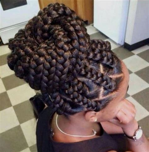 Braid Hairstyles For American by Best 25 American Braids Ideas On