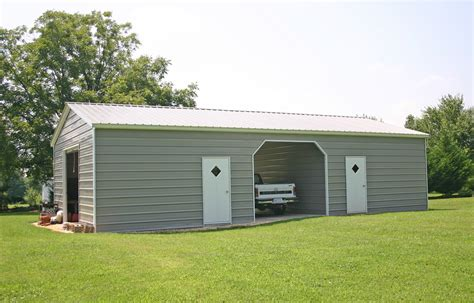 Metal Carport Buildings Carport Metal Carports And Garages