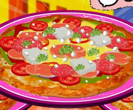 juegos cocina pizza juego de cocinar pizzas chicago juegos