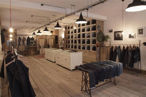 home design stores in london edwin store london 187 retail design blog