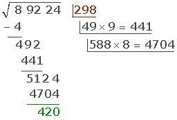 como se hace raiz cuadrada c 225 lculo de la ra 237 z cuadrada paso a paso