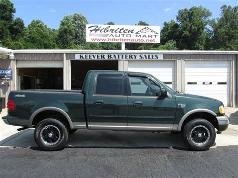 2003 ford f150 wheels 2003 ford f 150 xlt 4x4 crew cab bed liner custom
