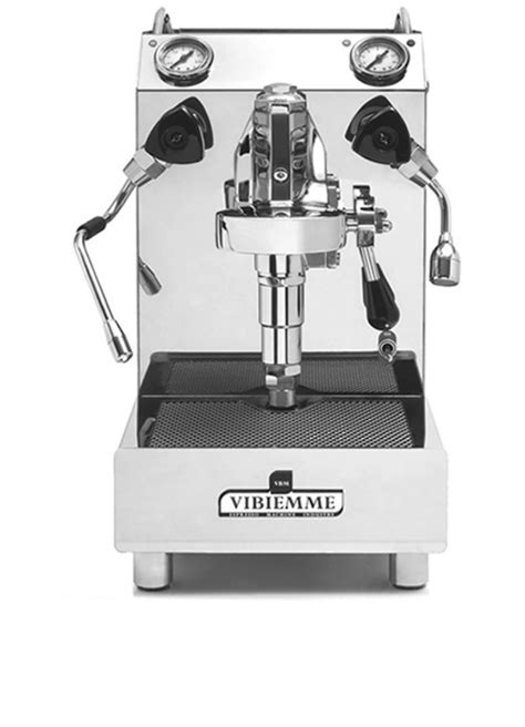 Coffee Machine Vibiemme vibiemme junior domobar the bean machine coffee machine