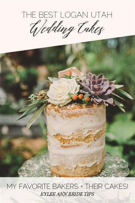 Bride Tip ? Best Logan Utah Wedding Cakes and Bakers
