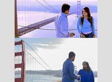 Vaaranam Aayiram - Golden Gate Bridge | This Couple ... Jeya