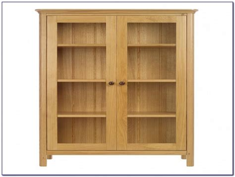 Solid Wood Bookcase With Glass Doors Wood Bookcases With Glass Doors Bookcase Home Decorating Ideas G1znxapyq0