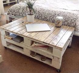 how to shabby chic a coffee table pallet shabby chic coffee table with wheels pallet