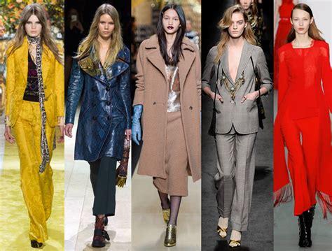colores cortes que se en invierno 2016 los 10 colores de moda para el oto 241 o invierno 2016 17 y