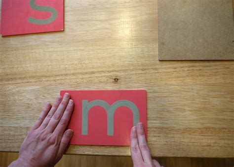 free printable montessori sandpaper letters file sandpaper letters 3 jpg montessori album