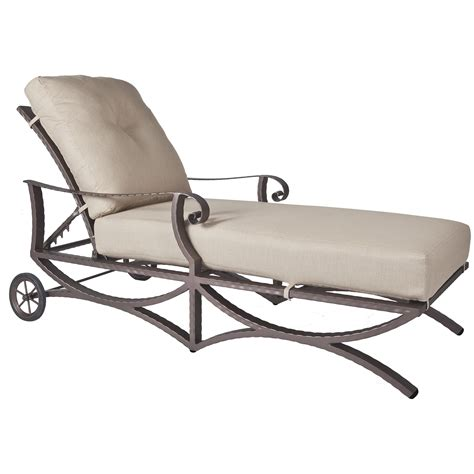 adjustable chaise luna adjustable chaise hauser s patio