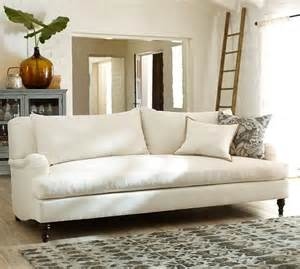Sectional Slipcovers Carlisle Upholstered Sofa Pottery Barn Love The