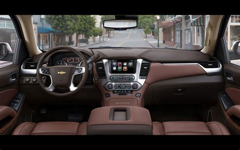 Chevrolet Suburban Interior Dimensions by Image Gallery 2015 Tahoe Inside