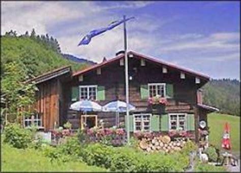 selbstversorger hütten mieten h 252 tten ferienwohnungen hotels in wanderregionen deutschlands