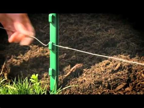 above ground electric fence wiring your havahart 174 above ground electric fence kit