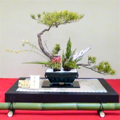 Traditional Style Home ikebana by junko japanese flower arrangement art of ikebana