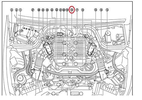 infiniti g37 radiator fan relay wire diagram g35 cooling