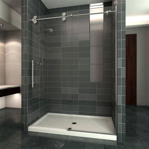 Frameless Glass Convertabath 174 Frameless Shower Door Kit
