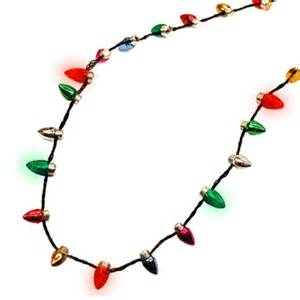 lights necklace lights necklace the green