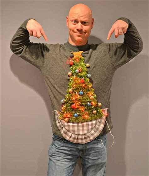 most creative holiday sweaters 15 do it yourself sweaters oh my creative