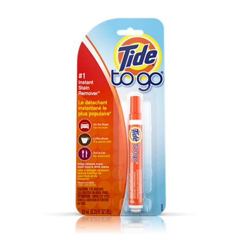 Tide To Go Instan Remover instant and effective stain remover tide to go