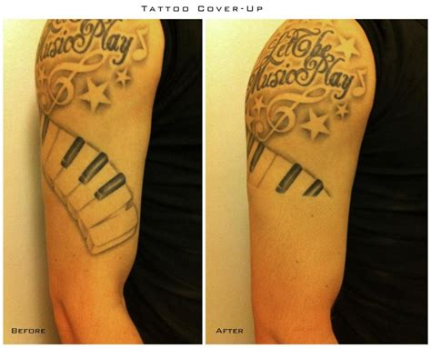 tattoo cover up foundation cover make up before and after tattoomagz
