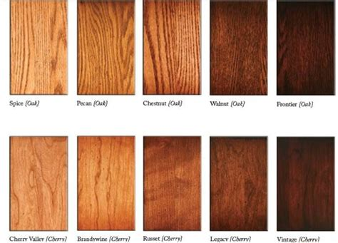 wood paint colors best 25 wood stain color chart ideas on wood