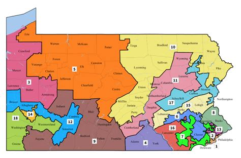 Congressional District Lookup By Address Find Out If You Live In Pennsylvania S 18th Congressional District