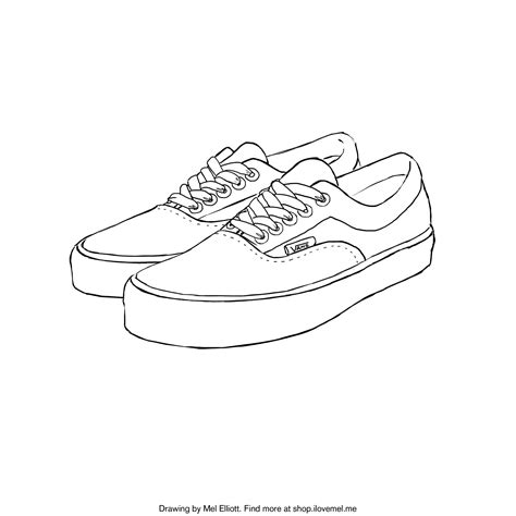 coloring pages of vans shoes vans shoes coloring pages pictures to pin on pinterest