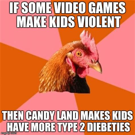 Make Video Meme - anti joke chicken meme imgflip