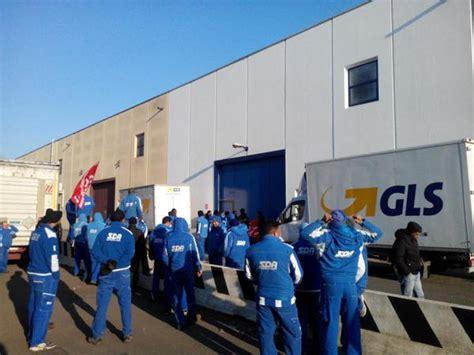 sda sedi sciopero corrieri 25 mila spedizioni bloccate controradio