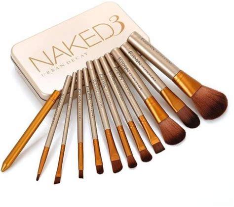 Make Up Set Nonna 2 smart decay naked3 makeup brush set price in india buy smart decay naked3 makeup