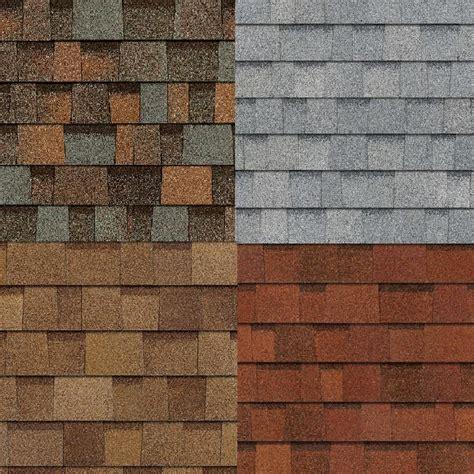 architectural roof shingle dimensional shingle color