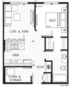 small house floor plans 500 sq ft cute 500 sq ft house cottages pinterest tiny