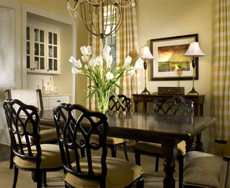 Light Colored Dining Room Tables by A Dining Room With Furniture And Built In Cabinetry