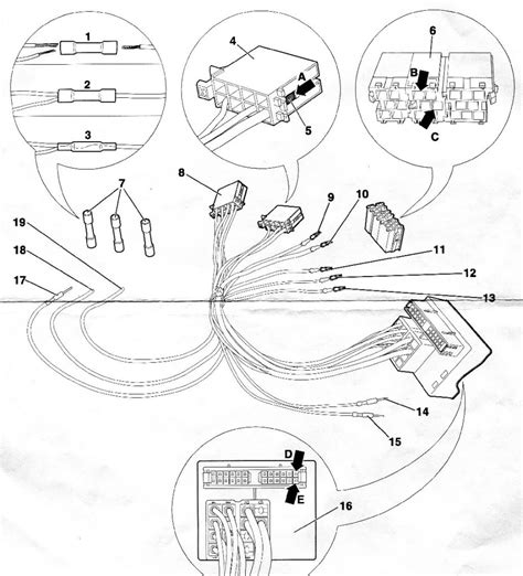 1999 vw pat radio wiring diagram wiring diagram