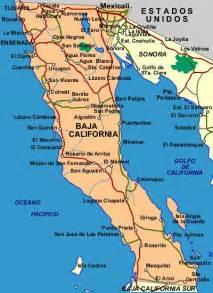 mapa turistico de baja california images frompo 1
