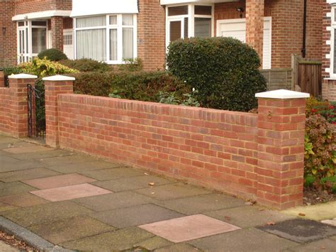 front garden brick wall designs best ideas about front garden brick wall designs pictures