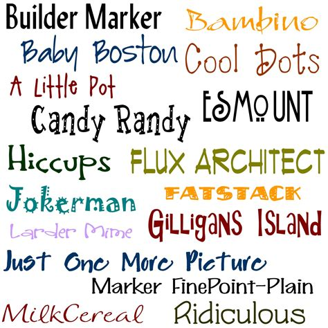 font keren download font keren font pack terbaru 2014 hav3s